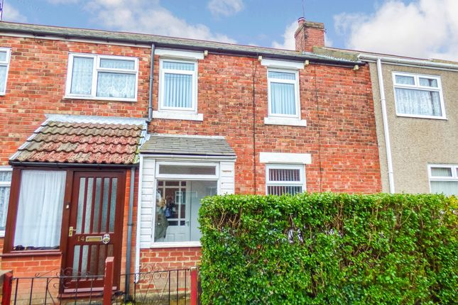 Thumbnail Terraced house to rent in North View, Bedlington