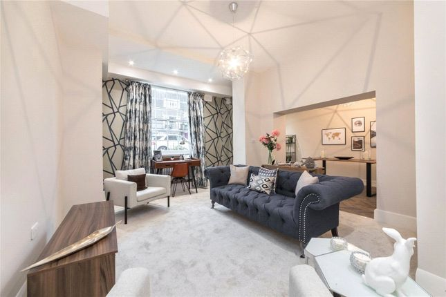 Thumbnail Flat To Rent In Stanhope Terrace Hyde Park London
