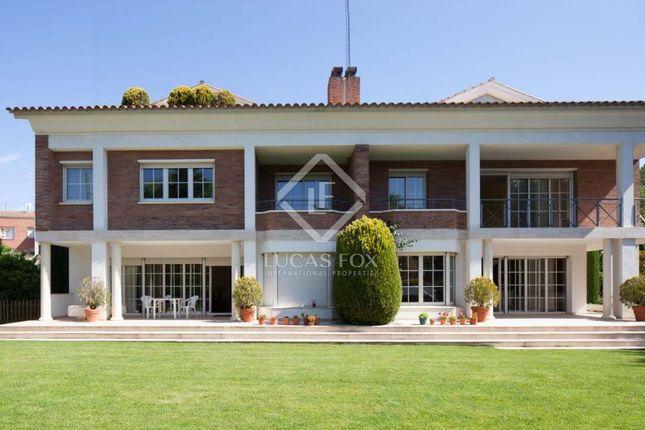 Thumbnail Villa for sale in Spain, Barcelona, Sant Cugat, Lfs4738