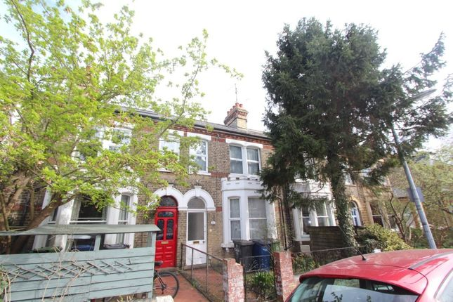 Thumbnail Terraced house for sale in Kimberley Road, Cambridge