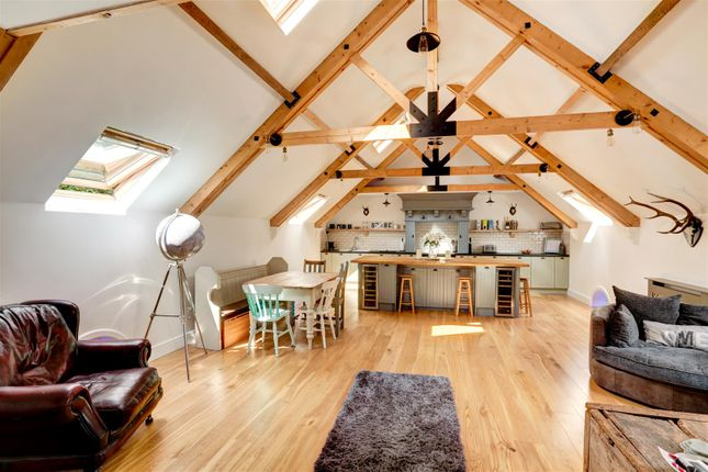 Thumbnail Detached house for sale in Sparham, Norwich