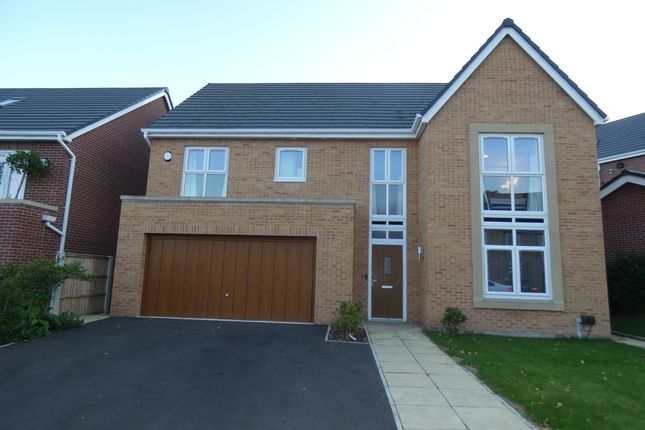 Thumbnail Detached house for sale in Tollgate Close, Liverpool