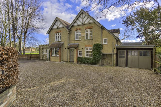 Thumbnail Detached house for sale in Ramsey Road, St. Ives, Huntingdon