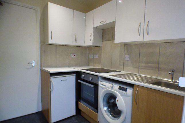 Thumbnail Flat to rent in Flat 1, Waterloo Road, Stoke On Trent, Staffordshire