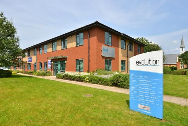 Thumbnail Office to let in Evolution, Lakeside Business Village, St. Davids Park, Ewloe
