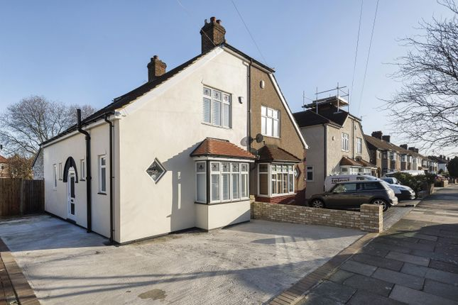Thumbnail Semi-detached house for sale in Cradley Road, Eltham, London