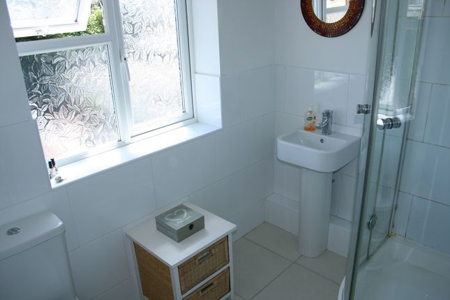Shower Room of Castleross Road, Pevensey Bay BN24