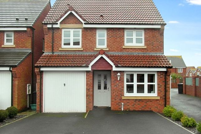 Thumbnail Detached house to rent in Ladyburn Way, Hadston, Morpeth