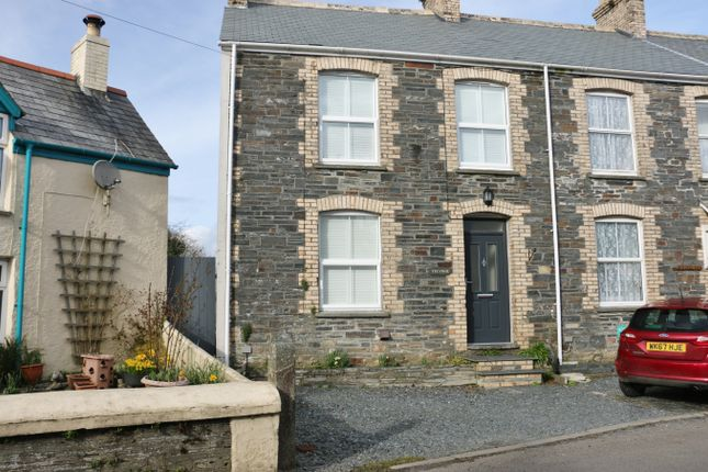 Fore Street St Teath PL30 3 Bedroom Semi Detached House For Sale