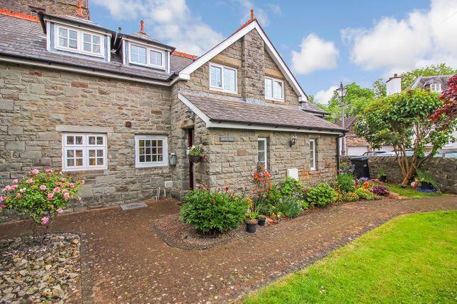 Thumbnail Semi-detached house for sale in St Catwgs Close, Llangattock, Crickhowell