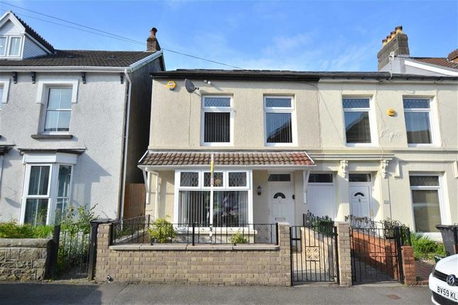 Thumbnail Semi-detached house for sale in Clifton Street, Aberdare, Rhondda Cynon Taf