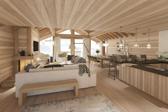 Thumbnail Apartment for sale in Meribel Les Allues, French Alps