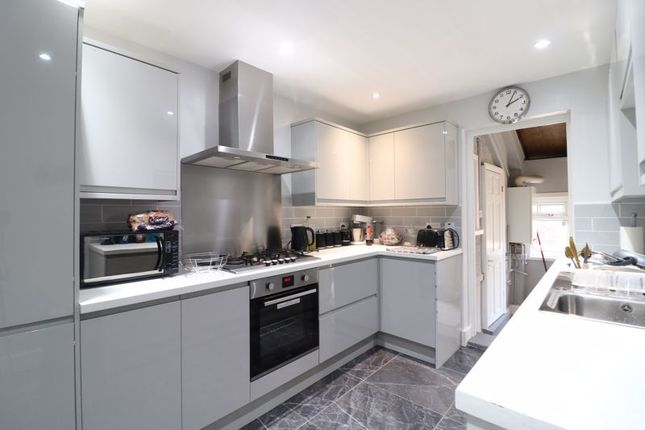 3 bed terraced house for sale in Kingfisher Avenue, London E11
