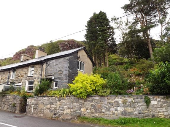 Front of Upper Llwyngell Terrace, Rhiwbryfdir, Blaenau Ffestiniog, Gwynedd LL41