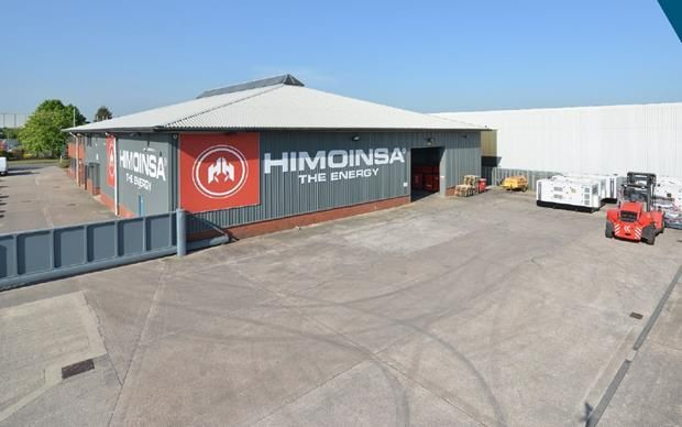 Thumbnail Commercial property for sale in Chancellor House, Gateway, Crewe Gates Industrial Estate, Crewe, Cheshire
