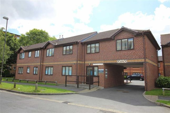 Thumbnail Flat for sale in Norbury Court, Allestree, Derby