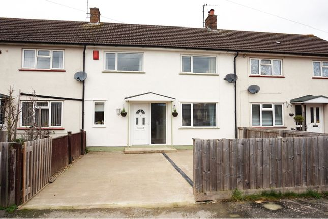 Thumbnail Terraced house for sale in Richards Crescent, Taunton