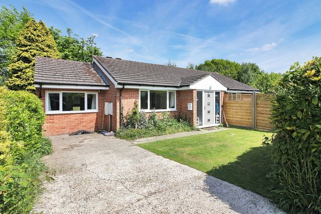 Thumbnail Detached bungalow for sale in Bramley Close, Three Bridges, Crawley, West Sussex