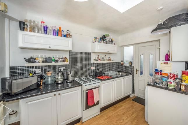 Kitchen of Oceanic Road, Liverpool, Merseyside, England L13