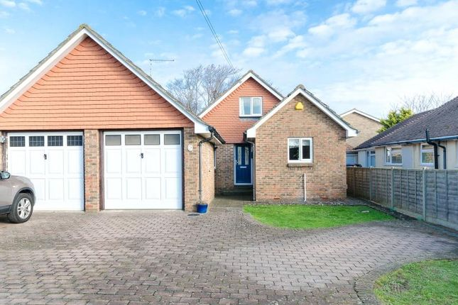 Thumbnail Detached house for sale in Kings Road, Lancing, West Sussex