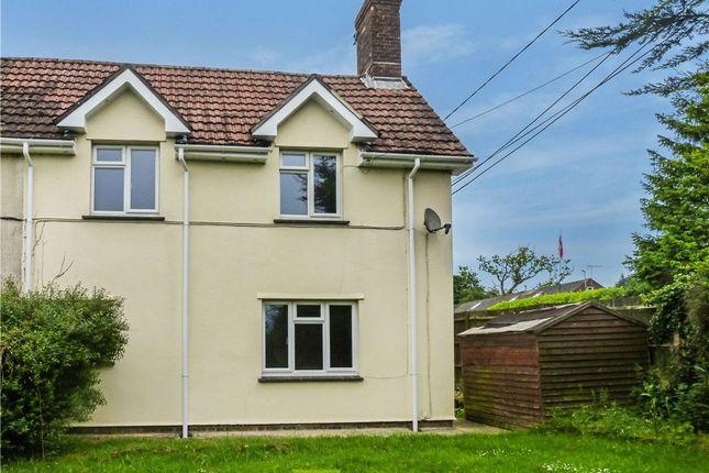 3 bed semi-detached house to rent in Chamberlaynes, Bere Regis, Wareham, Dorset