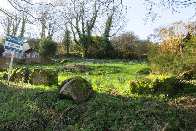 Thumbnail Land for sale in Lamorna, Penzance