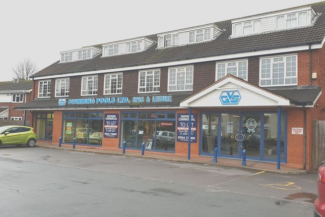 Thumbnail Retail premises to let in Stratford Road, Hockley Heath, Solihull