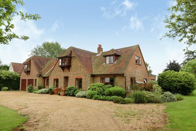 Thumbnail Detached house for sale in Upper Bolney Road, Harpsden, Henley-On-Thames