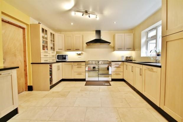 Thumbnail Detached house for sale in Northfields, Syston