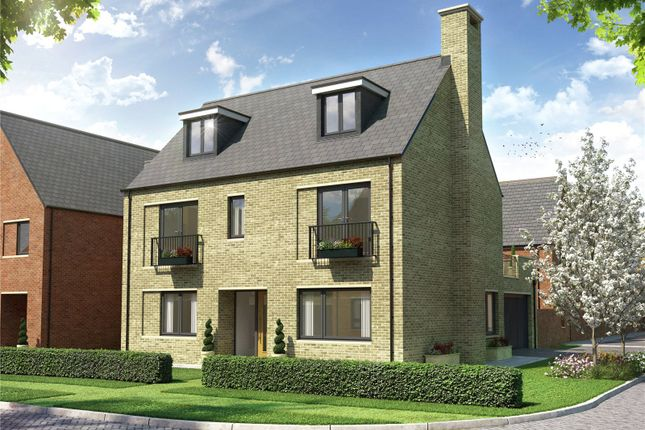 Thumbnail Detached house for sale in 97 Summertown House, Wolvercote Mill, Oxford