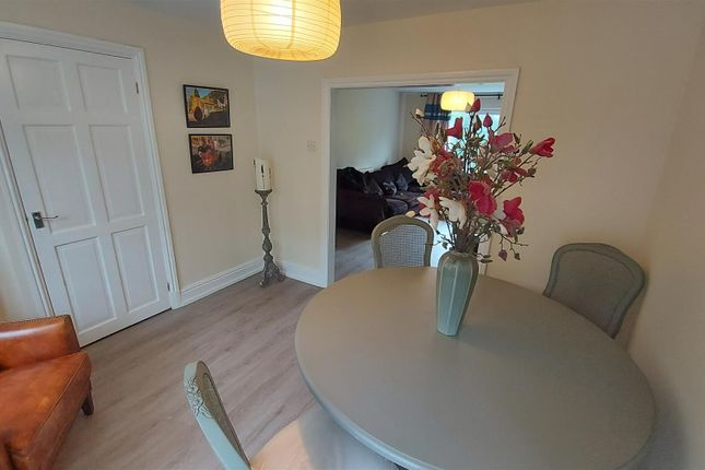 Dining Room of Ridgeway Road, Rumney, Cardiff CF3