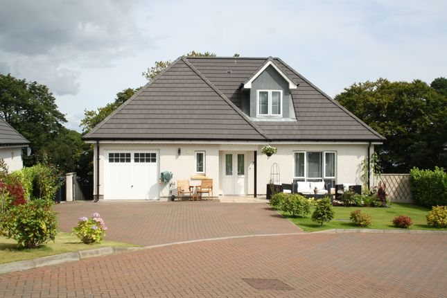 Thumbnail Detached house for sale in 13 Eastlands Park, Eastlands Road, Isle Of Bute