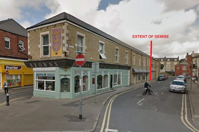 Thumbnail Retail premises for sale in 2-4 Lines Street, Morecambe