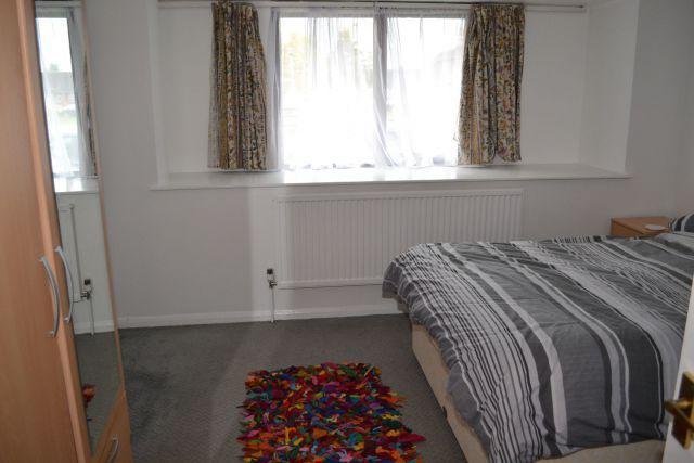 Bedroom One of Homestead Way, Kingsley, Northampton NN2