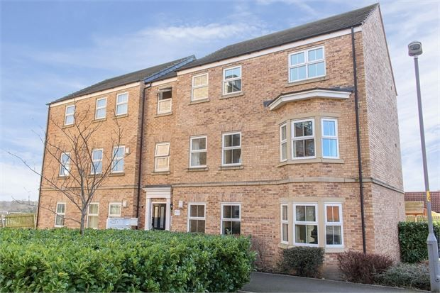 Thumbnail Flat to rent in Chepstow Close, Catterick Garrison