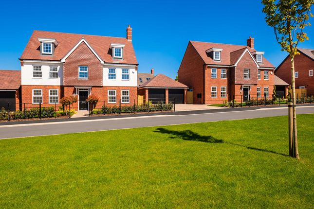 """Thumbnail Detached house for sale in """"India House"""" at Wedgwood Drive, Barlaston, Stoke-On-Trent"""