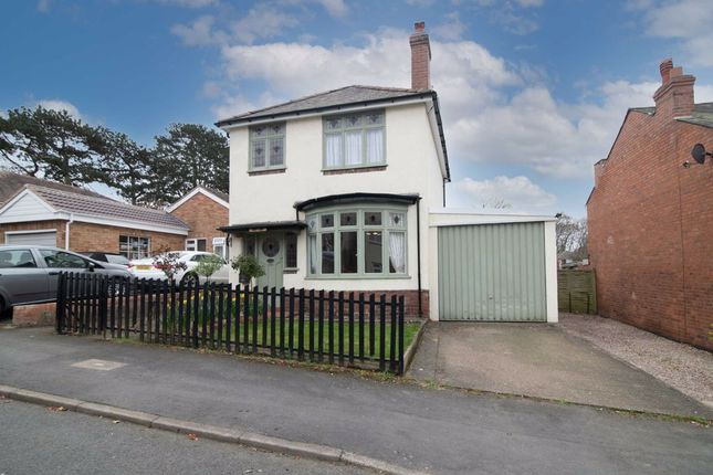 Thumbnail Detached house for sale in 20, Holman Street, Kidderminster, Worcestershire