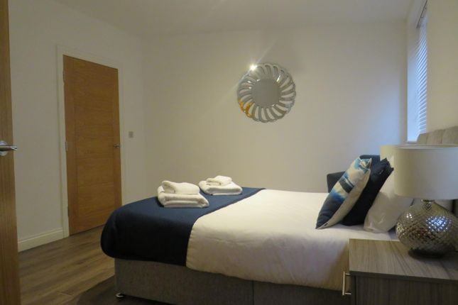 Thumbnail Flat to rent in Icknield Street, Hockley, Birmingham