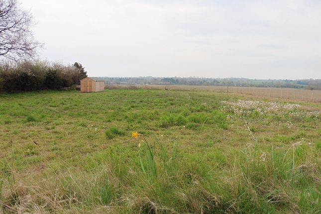 Thumbnail Land for sale in Guist Road, Foulsham