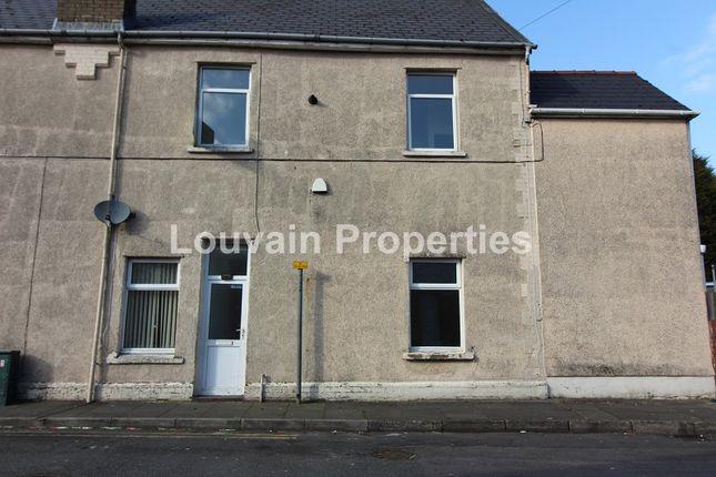 Thumbnail Property to rent in Marine Street, Cwm, (House), Ebbw Vale, Blaenau Gwent.