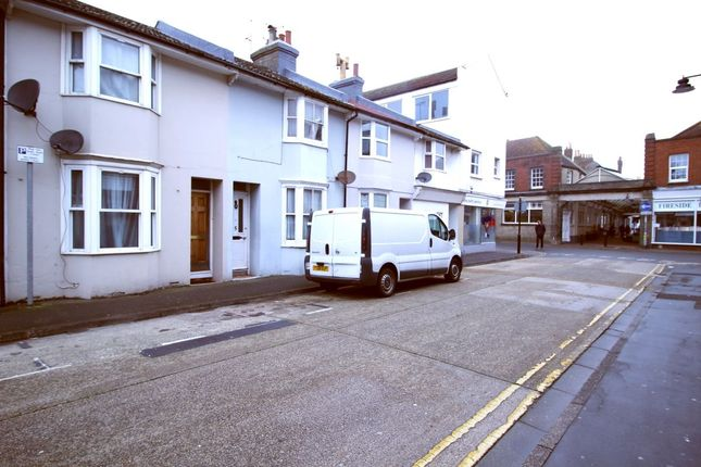 Thumbnail Terraced house to rent in Bayford Road, Littlehampton