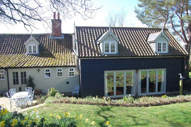Thumbnail Detached house for sale in Ash Road, Lower Hacheston, Woodbridge