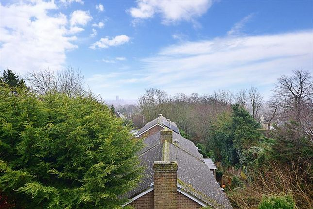 Views To Side of St. Thomas Hill, Canterbury, Kent CT2