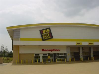 Thumbnail Warehouse to let in Big Yellow Self Storage Colchester, Bruff Close, Turner Road, Colchester, Essex