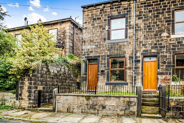 Thumbnail Terraced house for sale in Bank Street, Todmorden