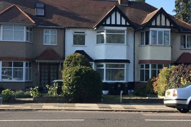 Thumbnail Terraced house to rent in Church Street, London