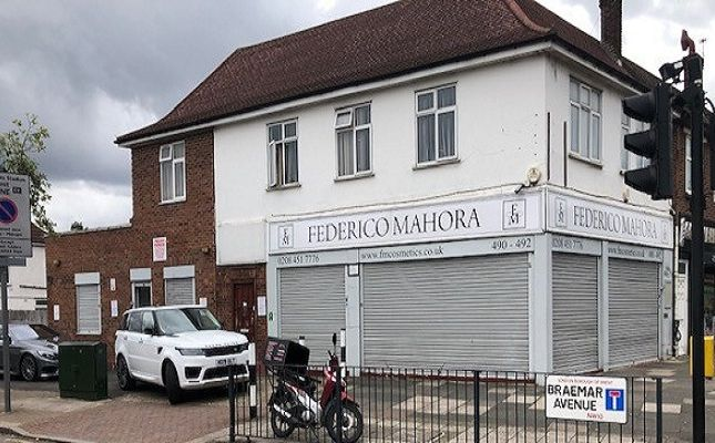 Thumbnail Leisure/hospitality to let in Neasden Lane North, London