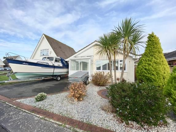 Thumbnail Bungalow for sale in Mudeford, Christchurch, Dorset