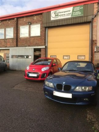 Thumbnail Commercial property for sale in Garage And Mot Centre DL10, Gallowfields Trading Estate, North Yorkshire