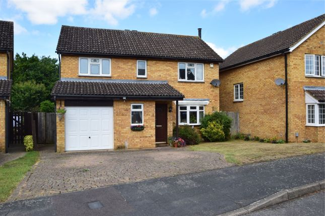 Thumbnail Detached house for sale in Petworth Close, Stevenage, Hertfordshire